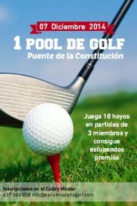 Primer Pool en Benalmádena Golf Puente de la Constitución
