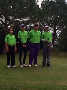 Benalmadena_golf_equipo_cadete_A_2014