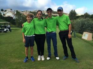 Benalmadena_golf_equipo_cadete_B_2014