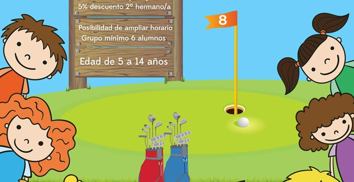 Campamento Semana Santa Benalmádena Golf